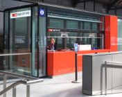 SBB Infopoint Basel